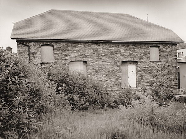 TABERNACLE CHAPEL, Lampeter, Ceredigion 2014 - OTHER TYPES RUINS IN CEREDIGION