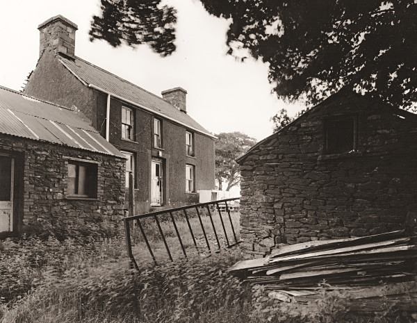 FEN ONWYN (revisited),  Ceredigion - CEREDIGION FARMHOUSES