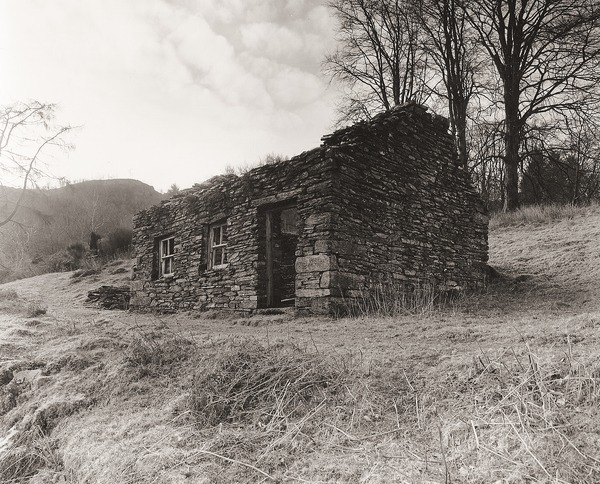 UNKNOWN COTTAGE, Pontrhydygroes, Ceredigion 2012 - CEREDIGION FARMHOUSES