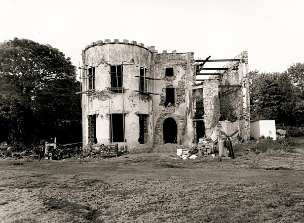 LANDSHIPPING HOUSE, Martletwy, Pembrokeshire 2010 - PEMBROKESHIRE
