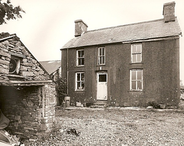 FEN ONWYN, Ceredigion 2010 - CEREDIGION FARMHOUSES