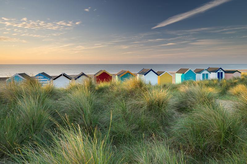 Beach Huts, Southwold - Coast