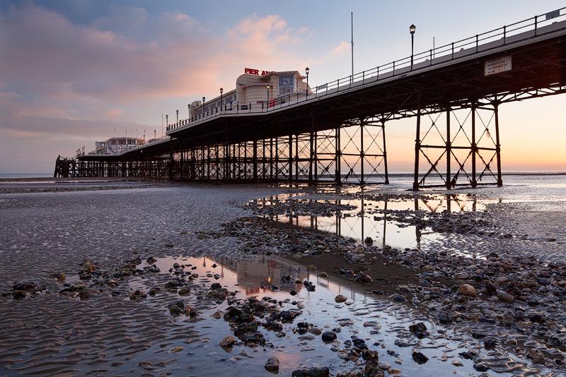 Worthing Pier - Coast