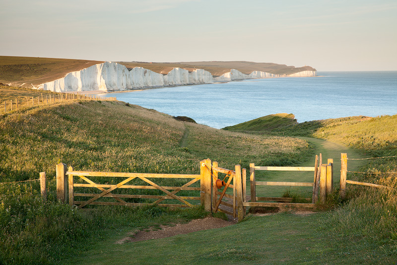 Gateway to the Seven Sisters - Coast