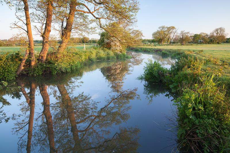 Barcombe Mills, Spring - Land