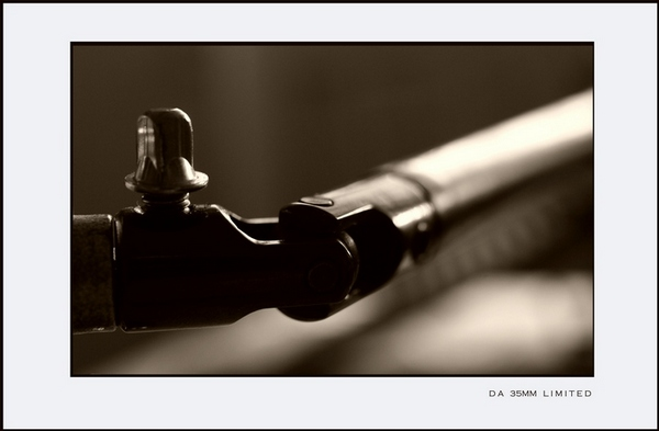 The Millenium Double Bass IV - Sketches in B & W
