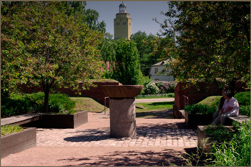 Kotka Redutti 1 - Parks and Gardens