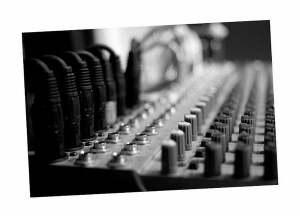 Behringer - Sketches in B & W