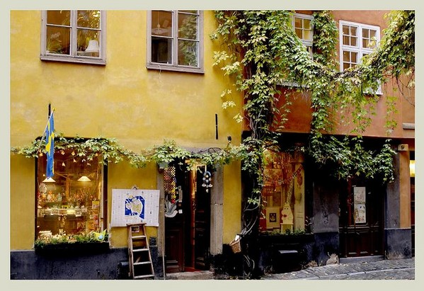 Stockholm October 4 - Stockholm 2006 - 2007