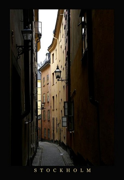 Stockholm July 06 / 18 - Stockholm 2006 - 2007