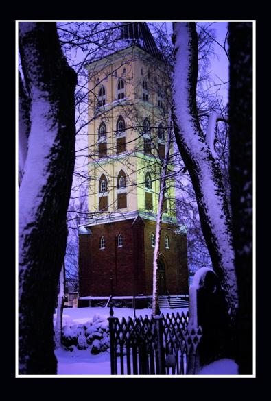 Christmas / The Belltower - Lappeenranta