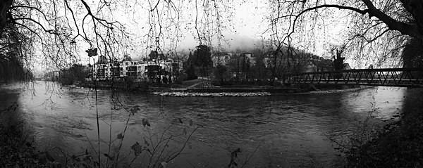 Baden, near Zurich - Panorama
