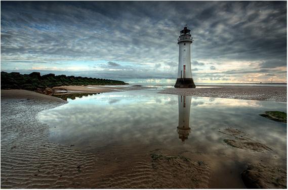 Early Rise - Wirral Landscapes
