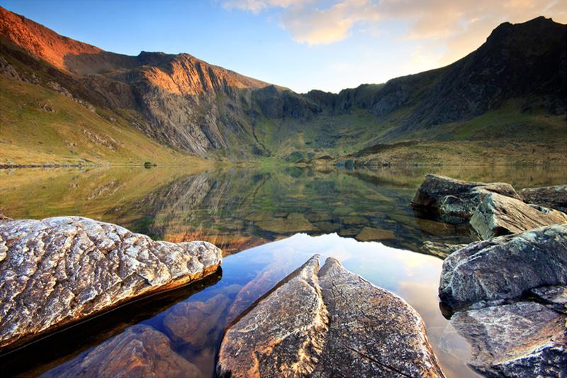 Calm Kitchen - North Wales Landscapes