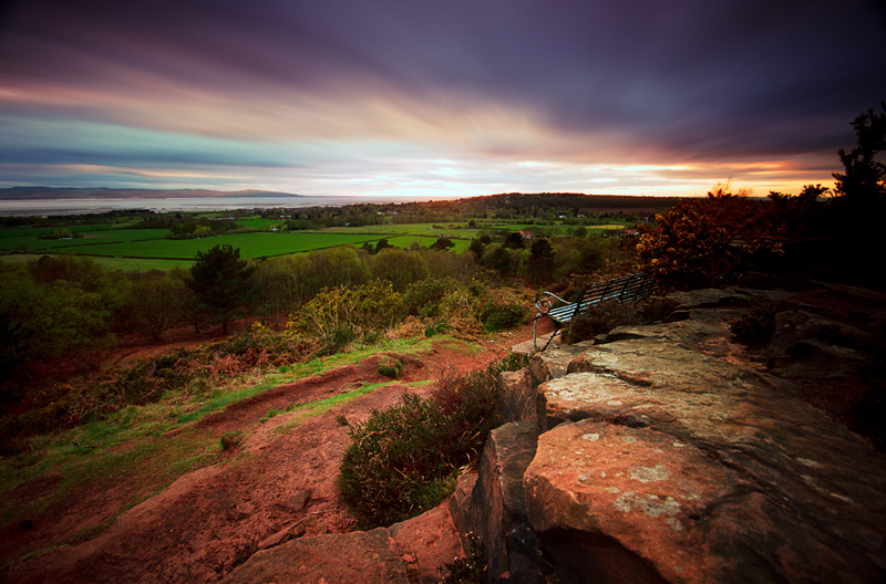 Sandstone & Secrets (for Lindsey) - Wirral Landscapes