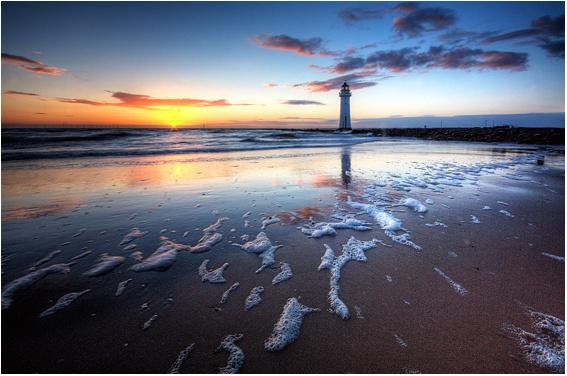 Sands of Time - Wirral Landscapes