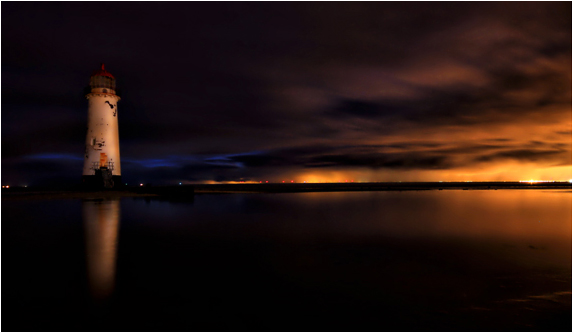 In Darkness - North Wales Landscapes
