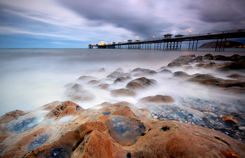 Saint Tudno Pier - North Wales Landscapes