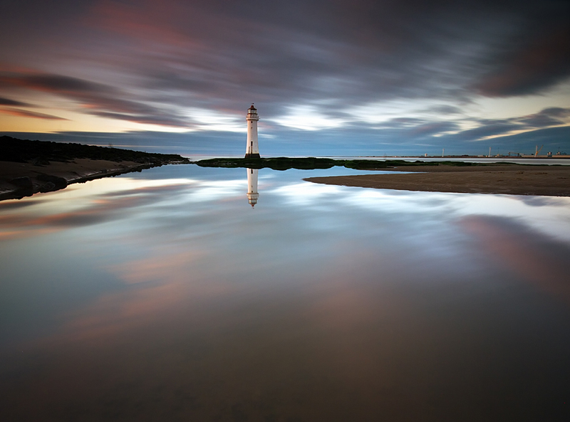 New Reflection - Wirral Landscapes