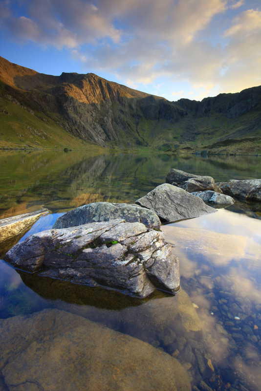 Llyn Idwal - North Wales Landscapes