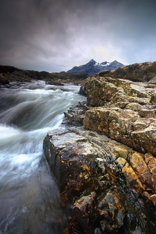 Squrr nan Gillean - Scotland Landscapes