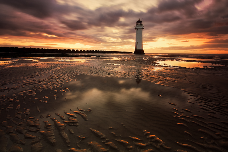 Black Rock II - Wirral Landscapes