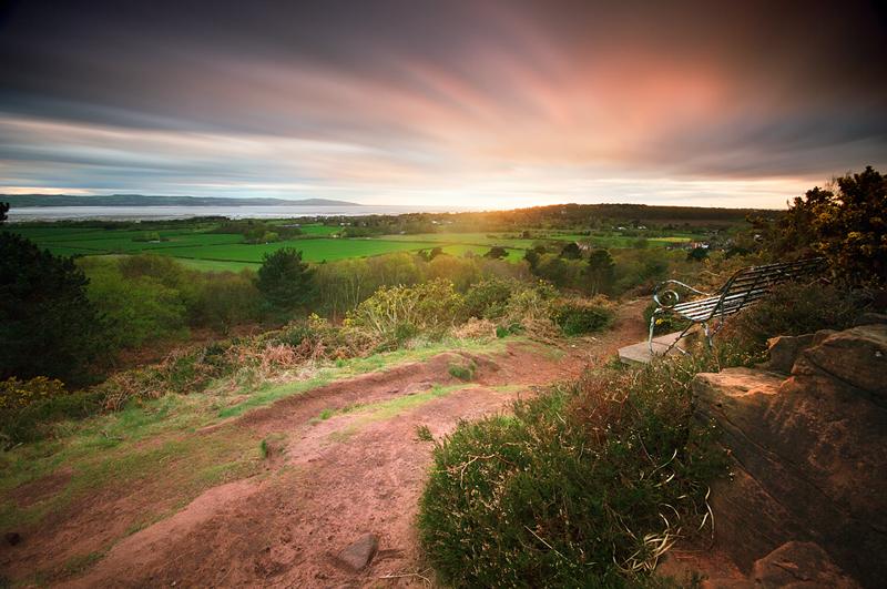Sandstone & Secrets II (for Lindsey) - Wirral Landscapes