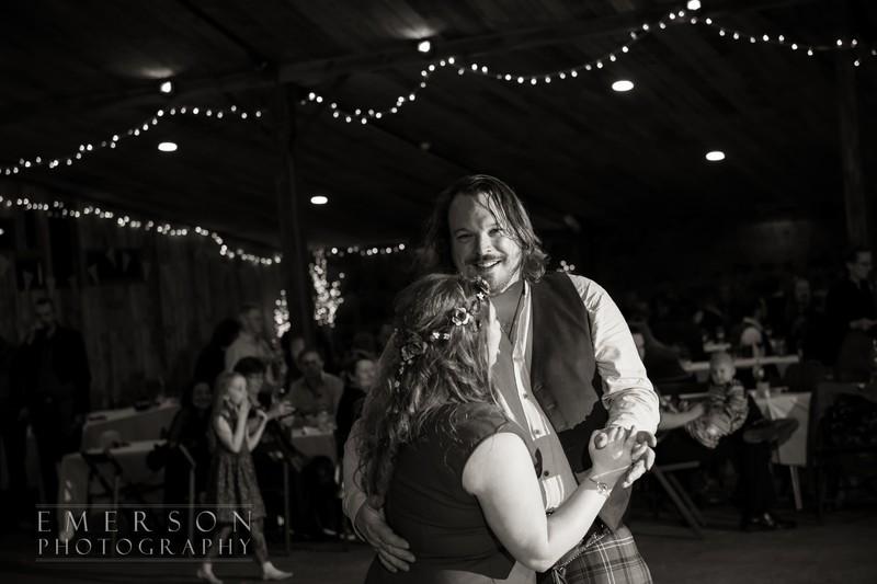 Emerson wedding photography, Comrie Croft