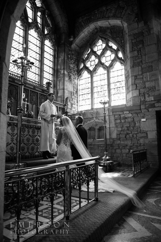 Scottish church wedding photography, emerson photography