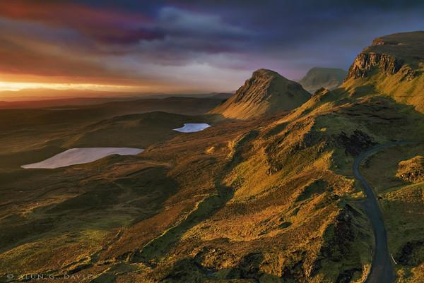 Quiraing - Yr Alban / Scotland