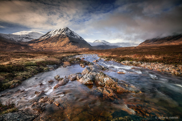 Creise - Yr Alban / Scotland