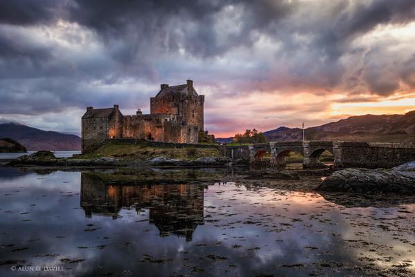 Eilean Donan 3 - Yr Alban / Scotland