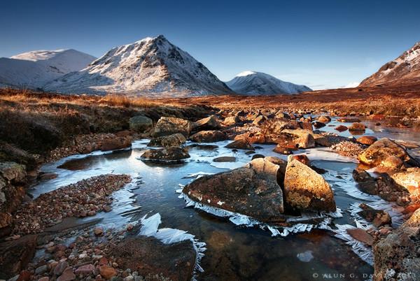 Stob a Ghlais Choire - Yr Alban / Scotland