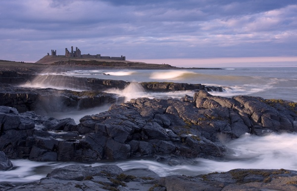 Dunstanburgh-Castle - Northumberland