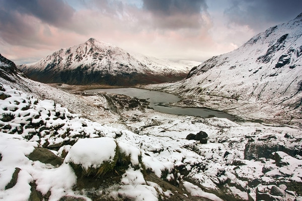 Cwm Idwal_ - Eryri / Snowdonia