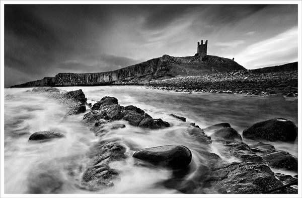 Dunstanburgh mono   - Northumberland