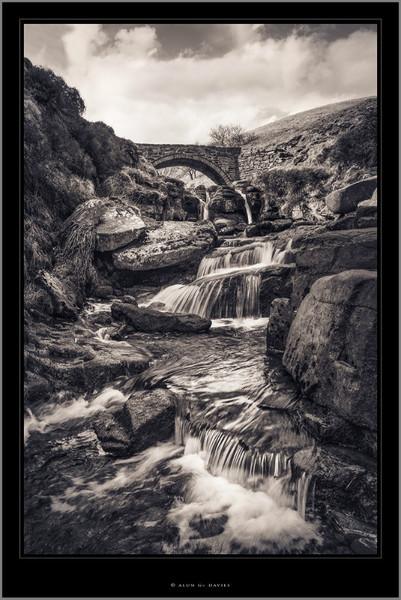 Three Shires Head_09A0042 copy 2 - Du a Gwyn / Black and White Images