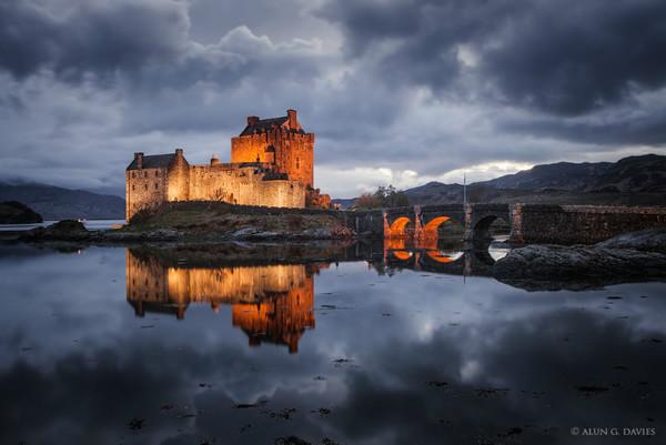 Eilean Donan_2 - Yr Alban / Scotland