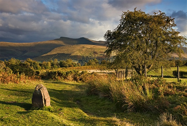 Corn Du and Pen Y Fan - Bannau Brycheiniog / Brecon Beacons