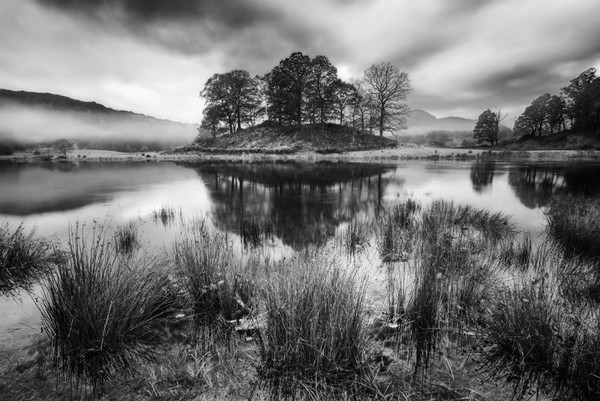 Afon Brathay du a gwyn orton gore copy - Ardal Y Llynnoedd / The Lake District