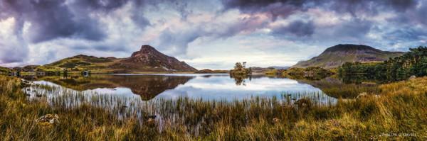 Cregennen Pano 3 - O Gwmpas Cymru / Around Wales