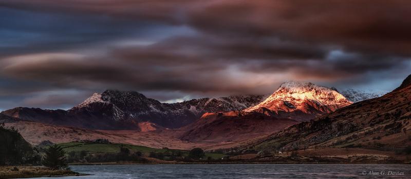Pedol Yr Wyddfa - Eryri / Snowdonia