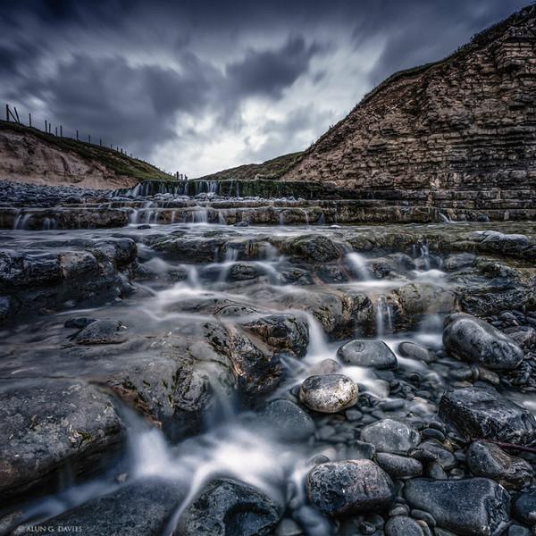 Traeth Mawr 1 - Arfordir De Cymru / S. Wales Coast