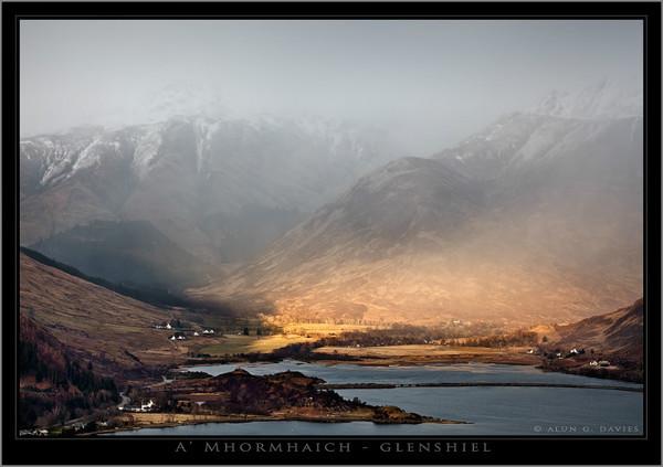 Morvich - Yr Alban / Scotland