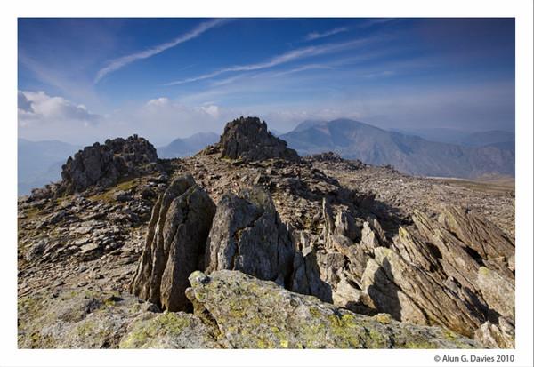 Glyder Fawr Arall - Eryri / Snowdonia