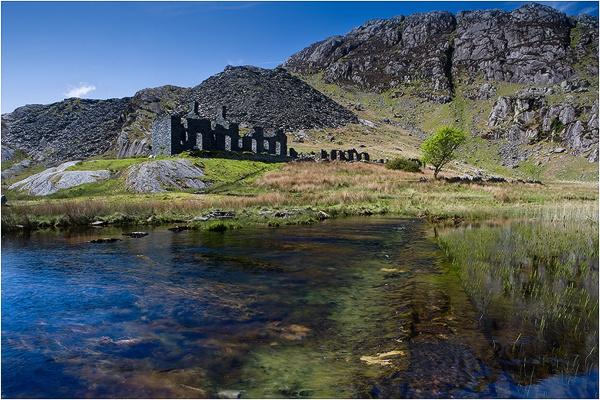 Cwm Orthin - Eryri / Snowdonia