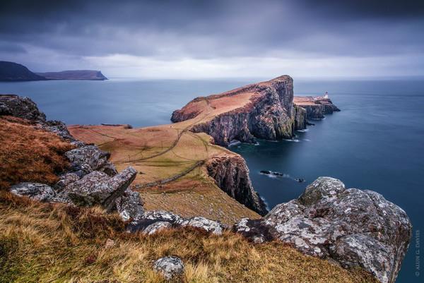 Neist Point - Yr Alban / Scotland