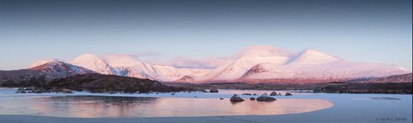 Am Monadh Dubh  1 - Yr Alban / Scotland