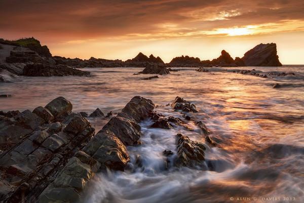 Hartland Tanllyd_ - Dyfnaint / Devon