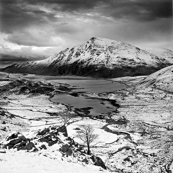 Llyn Idwal & Pen Yr Ole Wen - Eryri / Snowdonia